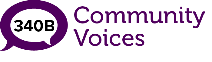 Community Voices 340B -